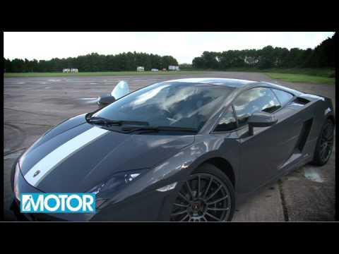 Lamborghini Gallardo LP550-2 Valentino Balboni review