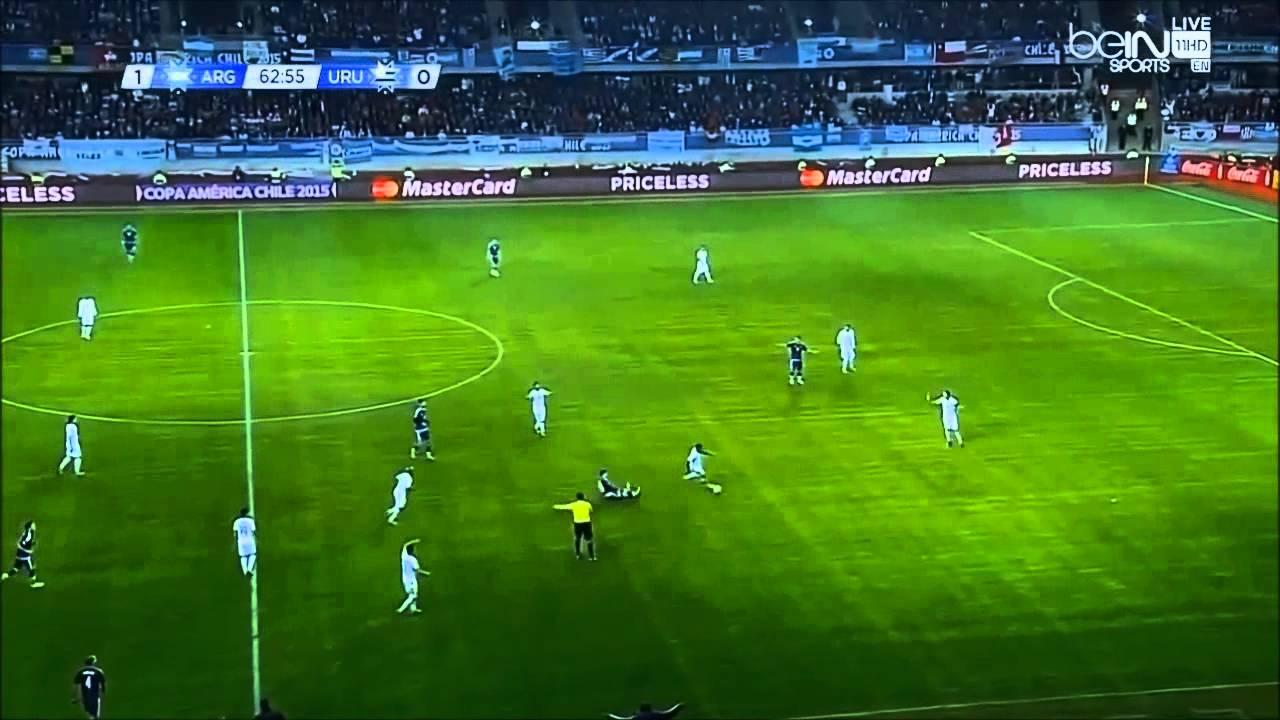Lionel Messi-Amazing skill - Copa America 2015 |HD| - YouTube