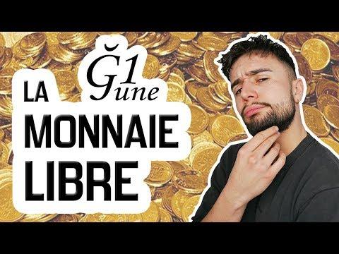 UNE MONNAIE GRATUITE : LA MONNAIE LIBRE (Chouard, Aberkane, Attali, Mélenchon, Maris...) #Ğ1 #June