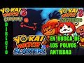 DIRECTO: yo-kai Watch 2 Blasters #06 | En busca de los polvos antiedad