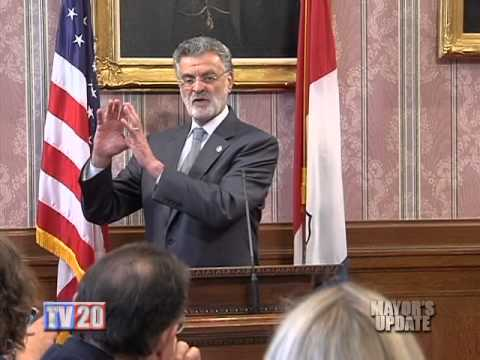 Press Conference-Mayor Frank G. Jackson, The Road to Reform
