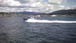 Hard Drive Marine Prince William Sound #9 F/V Fine Line