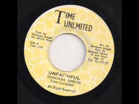 Donovan Joseph Unfaithful & Dub