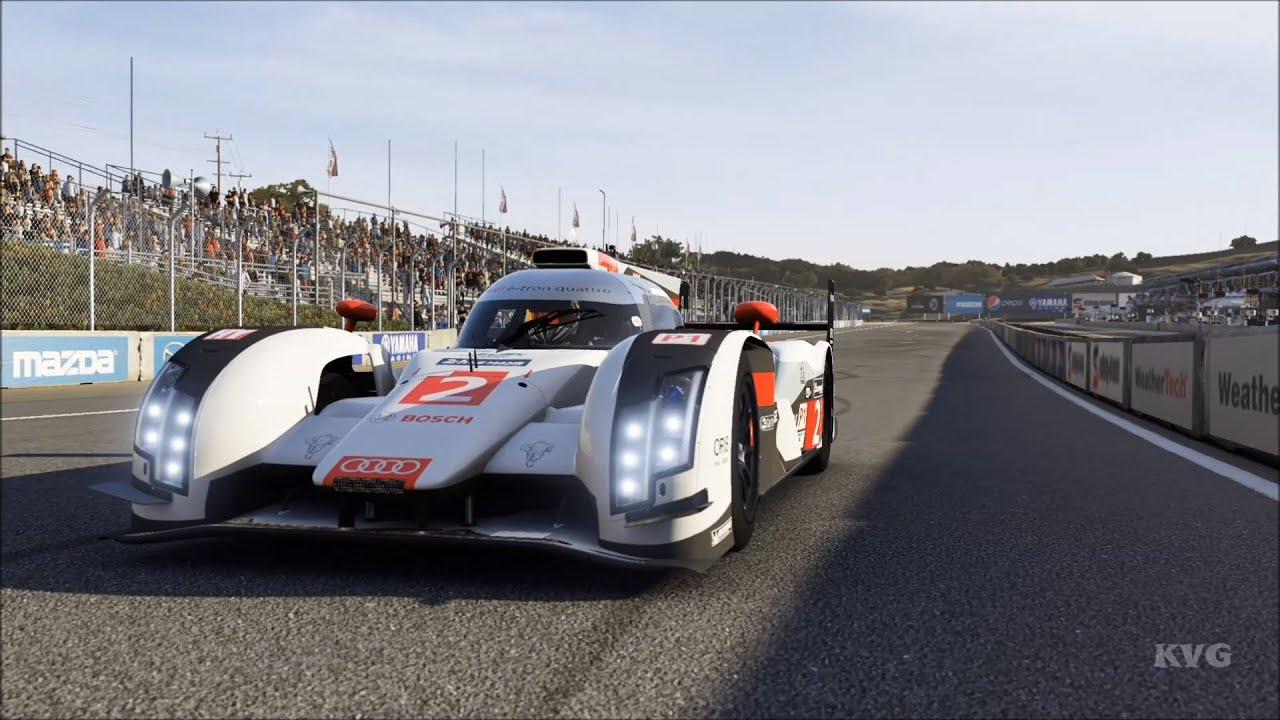 Forza Motorsport 6 Audi 2 Team Joest R18 E Tron Quattro