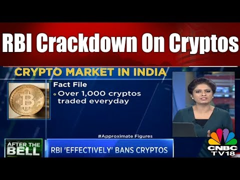 RBI 'Effectively' BANS Cryptocurrency | RBI #MonetaryPolicy | CNBC TV18