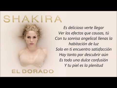 05. Shakira - Amarillo Letra