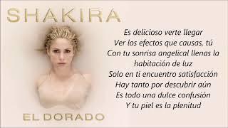 05. Shakira - Amarillo [Letra]