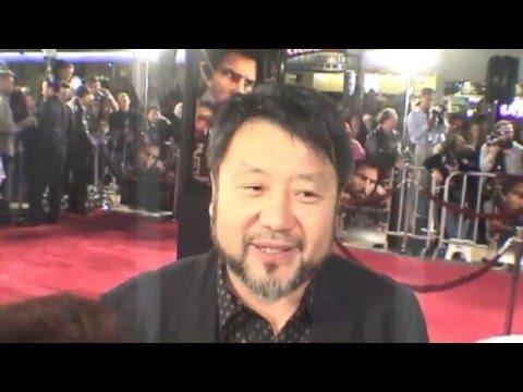 Masato Harada Interview - The Last Samurai