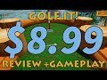 Golf It! Review and Gameplay