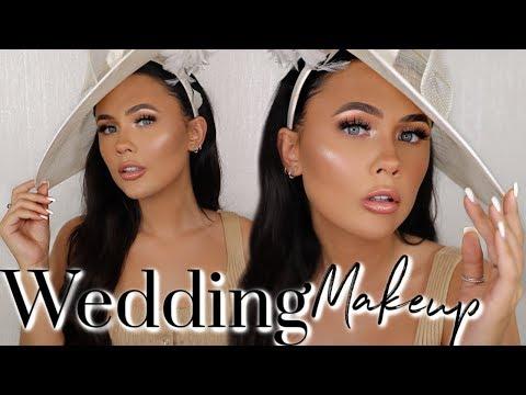 Ultimate Bride/Guest Wedding Makeup | ItsSabrina thumbnail