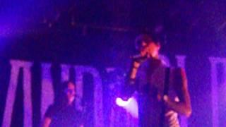 """Put the Gun Down"" Andy Black The Homecoming Tour Live San Antonio 06/07/16"