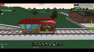 waiting for the train (roblox)