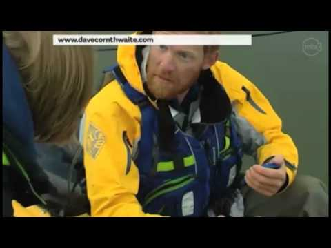 Hobie Kayak Expedition Media: MTV3 News Finland -  25th September 2014