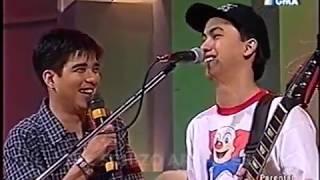 'Julie Tearjerky' live on Eat Bulaga! - Jan. 30, 1999