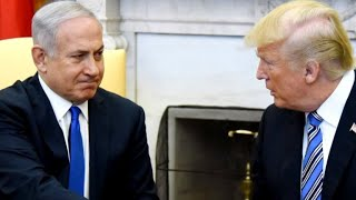 Israeli PM Netanyahu encouraged Trump to pull out of Iran nuclear deal