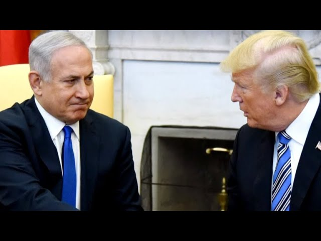 Israeli PM Netanyahu encourages Trump to pull U.S. out of Iran nuclear deal