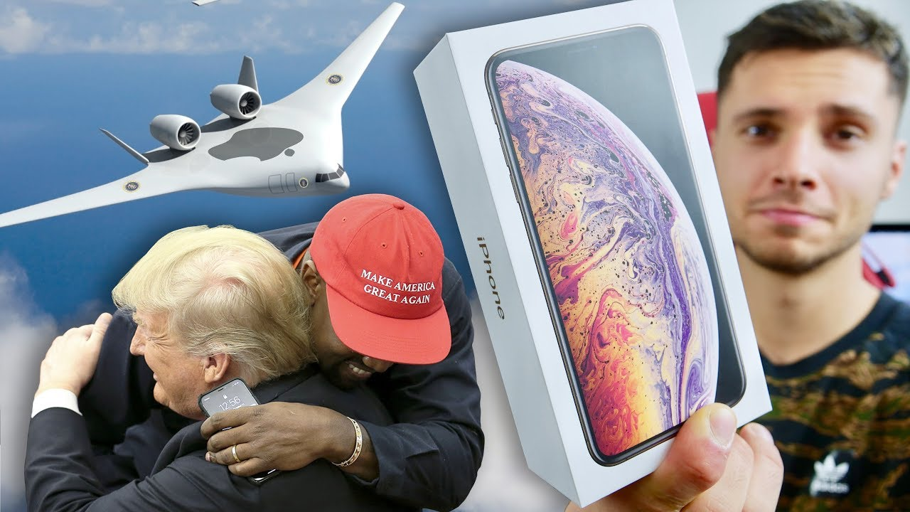 Is Apple Building an 'iPlane 1' For Trump? News & XS Winner!