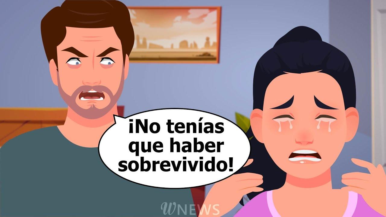 Odio a mi hija porque ella sobrevivió y mi esposa no