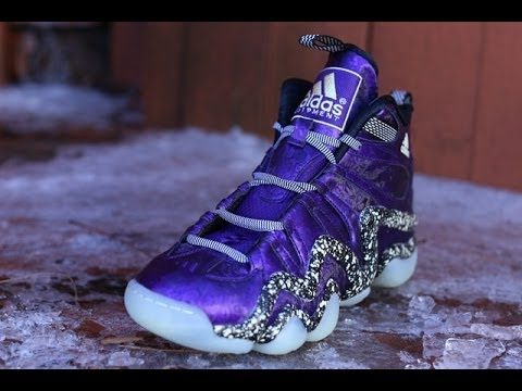 the best attitude e067d caaa0 Adidas Kobe Crazy 8 Nightmare Before Christmas shoe Review