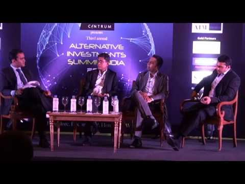 AISI 2015 (Bangalore)- Panel Discussion: Portfolio Construction with Alternative Investments