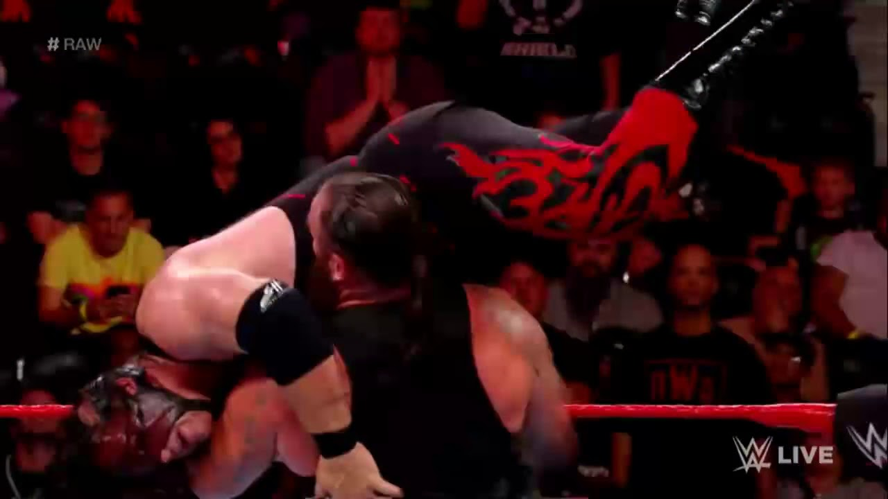 Braun Kane Through Ring