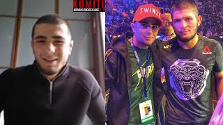 Muhammad Mokaev explains why Khabib Nurmagomedov will never lose