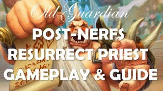 Resurrect Priest deck guide (Hearthstone Rise of Shadows)