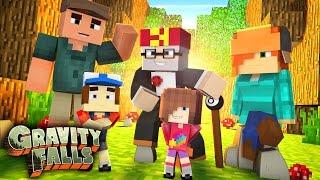 Minecraft Trailer: ( GRAVITY FALLS ) - NOVA SERIE !!