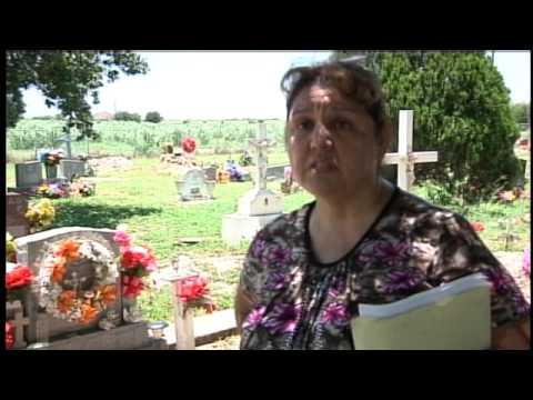 Santa Rosa Cemetery in trouble
