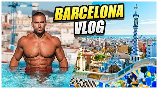 What I Got Up To In Barcelona