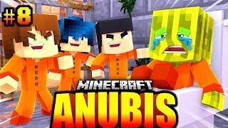 ICH WERDE HART GEMOBBT?! - Minecraft ANUBIS #08 [Deutsch/HD]
