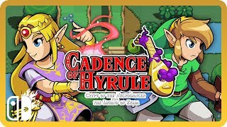 Cadence of Hyrule - Gameplay & Thoughts
