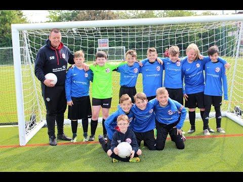 Shawclough U10 Champions League Winners v Football Dreams  Reds U10's Runners up