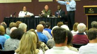 Steve Munisteri address Collin County Delegates