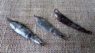 Изготовление блесны для зимней рыбалки своими руками