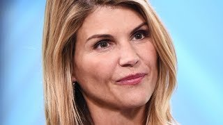 Why Hollywood Won't Cast Lori Loughlin Anymore