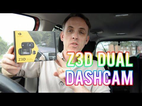 Do You Need A Dual Dashcam Like The Z-Edge Z3D?