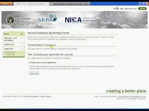 ETSWAP Video Help 03: Work queue navigation
