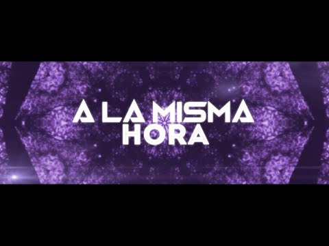 Vanina - A La Misma Hora (Official Lyric Video)