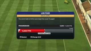 FIFA 13 training badly ep1: Crossbar challenge