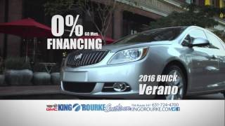 King O'Rourke Long Island's Largest Cadillac Buick GMC Dealer