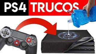 ¡¡8 NUEVOS TRUCOS de PlayStation 4 2020!! | Los MEJORES INVENTOS ¡SECRETOS! para PS4 (2020)