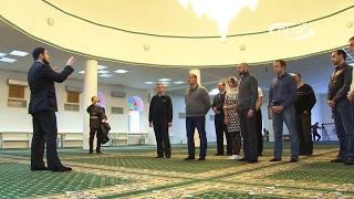 Почему общественникам понравилось в мечети?