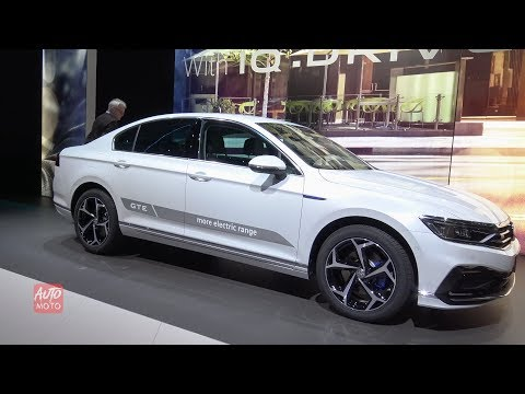 2020 Volkswagen Passat GTE - Exterior And Interior Walkaround - Debut at Geneva Motor Show 2019