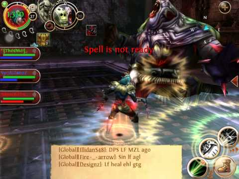 Order And Chaos Online |  Gameplay Of KPN With Friends!