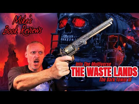 The Waste Lands (Dark Tower #3) by Stephen King Spoiler-Free Book Review (ITM #21)