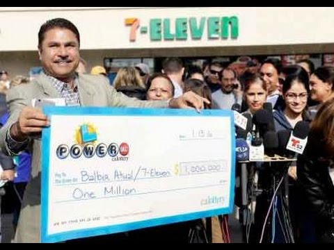 Indian American Gets $1m For Selling Record Jackpot Ticket