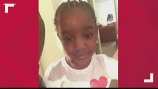 Child's remains found in Alabama identified as 5 year old Taylor Williams