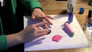 KONAD(Nail Stamping Kit) Tutorial! Thumbnail