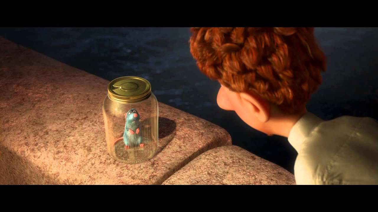 Råttatouille - Trailer